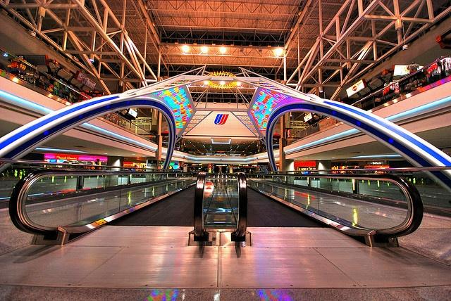 Denver International Airport by iceman9294, via Flickr