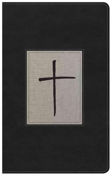 Holy Bible: New King James Version, Ultrathin Reference Bible, /Gray Deluxe Leathertouch