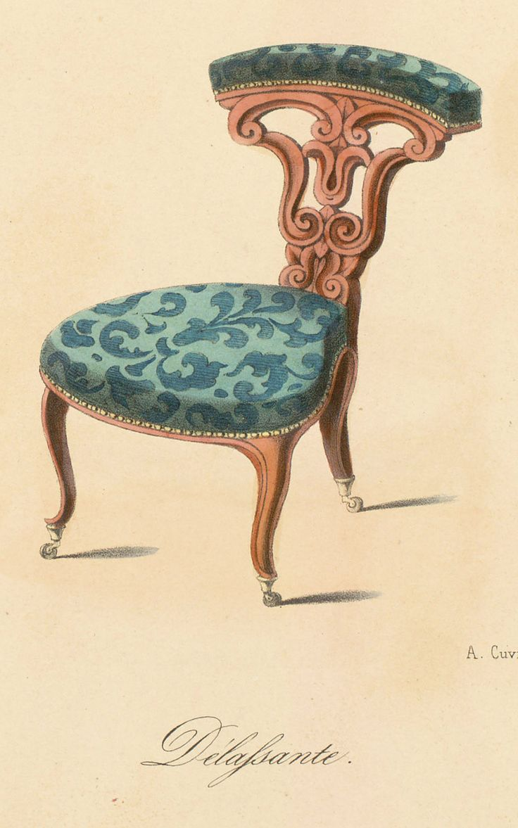 Chair antique queen anne chair the buzz on antiques antique chairs 101 - Lace Backed Chair French From Le Garde Meuble Ancien Et Moderne Furniture Repository Ancient And Modern