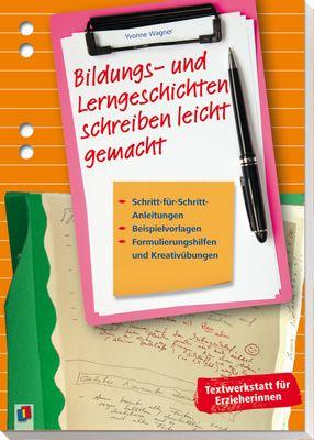 Bildungs- und Lerngeschichten schreiben leicht gemacht - Schritt für Schritt-Anleitungen, Beispielvorlagen, Formulierungshilfen und Kreativübungen ++ Sie erhalten hier Tipps zum Aufbau und Inhalt von Lerngeschichten und erfahren, wie Sie mit Leichtigkeit aus Ihren Aufzeichnungen einen attraktiven und aussagefähigen Text zaubern, der Eltern und Kinder begeistert. Außerdem erhalten Sie Anregungen, wie Sie Kommentare in Bildungsbuch und Portfolio ansprechend formulieren. #Kita