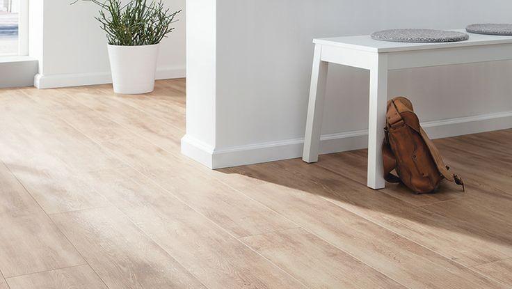 HARO Pavimento in laminato Plancia 4V Rovere caramel poro rustikal (Imitazione legno)