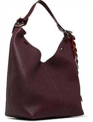The Bucket Small Circle In Mini Grain Shoulder Bag Designer Bags Online