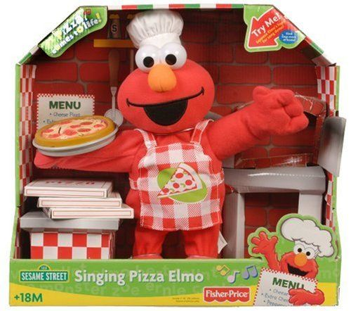 Fisher-Price Sesame Street Singing Pizza Elmo Fisher-Price http://www.amazon.com/dp/B000NVVZYQ/ref=cm_sw_r_pi_dp_DhLXwb1BCNXQR