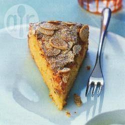 Sinaasappel-amandelcake @ allrecipes.nl