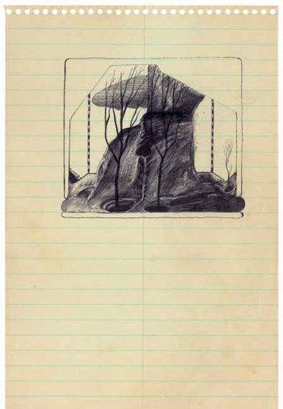 David Lynch: Works on Paper by David Lynch