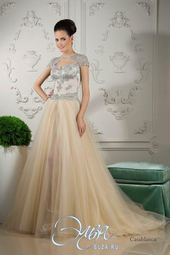 Cвадебное платье Касабланка (трансформер) (Таня Григ)