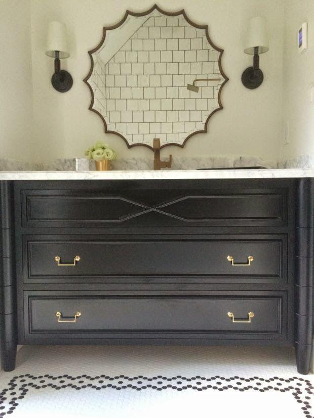 25 Best Ideas About Powder Room Vanity On Pinterest Half Bathroom Remodel Bath Powder And
