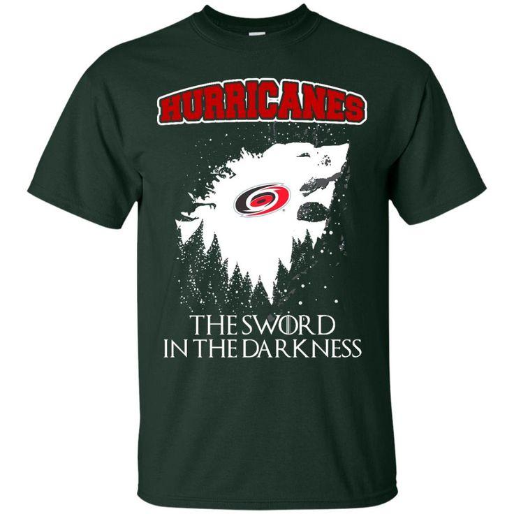 Carolina Hurricanes Game Of Thrones T shirts The Sword In The Darkness Hoodies Sweatshirts