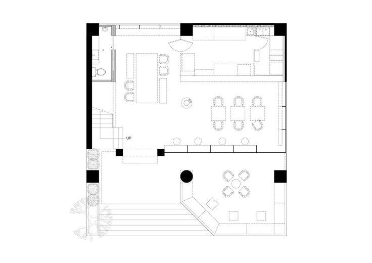 Gallery - Storyline Cafe / Junsekino Architect And Design - 25