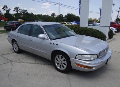 Used 2003 Buick Park avenue 3.8L Sedan #Cars_For_sale