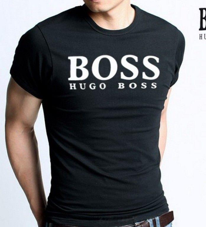 cheap discount Hugo Boss Men Short Sleeve Tees SNBOSSTSM090 [$16.00]