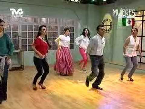 Clases de Baile: Polka - YouTube