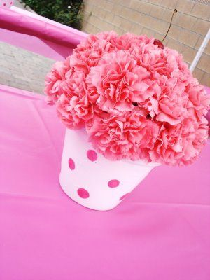 cupcake theme party centerpiece | What can I say, this is me...