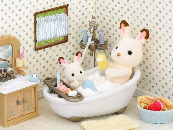 Country Bathroom Set 6