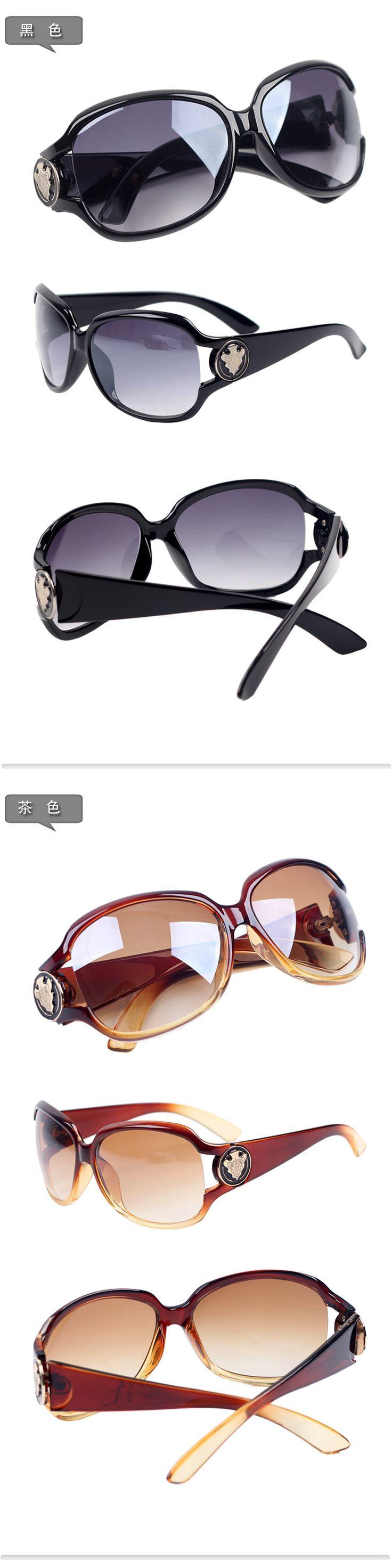 Tide женщина звезда модели солнцезащитных очков очки поляризованных солнцезащитных очков 2016 года новый Г-жа же пункте Корейский ретро круглые глаза -tmall.com Lynx