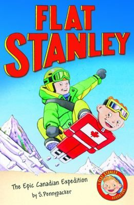Stanley Lambchop and his family are in British Columbia, Canada, for some skiing and winter fun. But when Stanley and his new friend Nick go snowboarding - with Stanley as the snowboard, of course - they take a midair tumble just as the wind picks up . . . and find themselves floating in an amazing Canadian cross-country journey that might just be Stanley's wildest adventure yet!