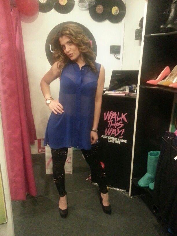 #Rockstar #Style #Color #pretty #women #mujer #estilo #style
