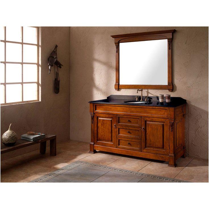 Photo Gallery On Website James Martin Solid Wood Bosco Oak Single Bathroom Vanity