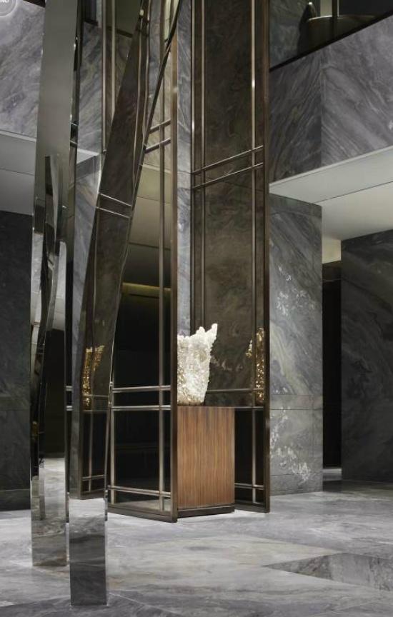 TRUMP HOLLYWOOD - by YABU PUSHELBERG #luxury #interiors