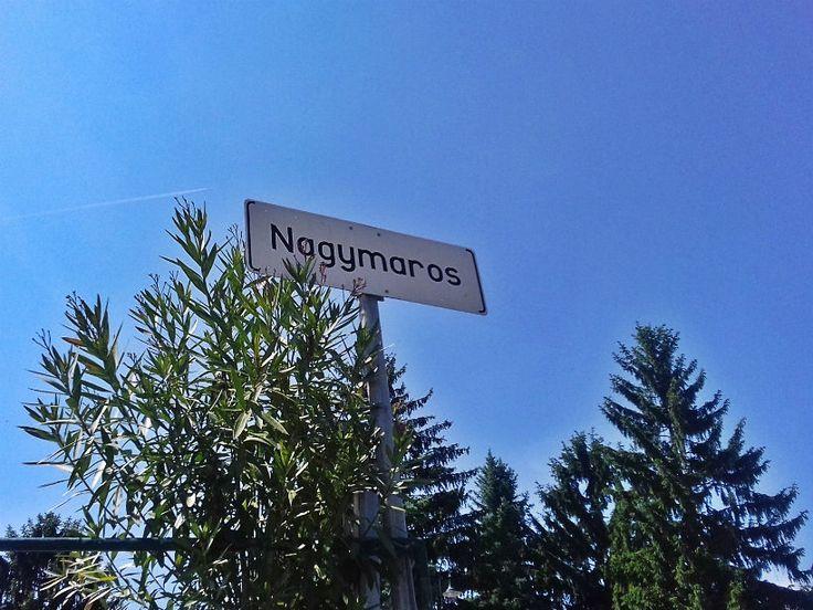 A nagymarosi rév környéke az új Római-part!