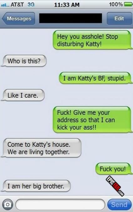 46 ideas for funny texts to boyfriend teenagers lol