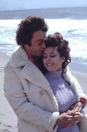 Bill Bixby and his wife Brenda