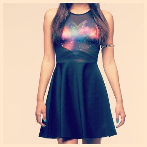 Galaxy Of Love Dress | Vanity Row