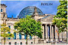 Kühlschrank Magnet BUNDESTAG BERLIN DEUTSCHLAND vinyl Foto gut zu wissen