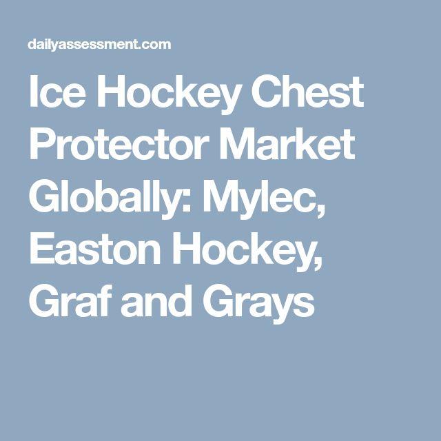 Ice Hockey Chest Protector Market Globally: Mylec, Easton Hockey, Graf and Grays