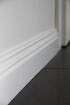 colonial style skirting board