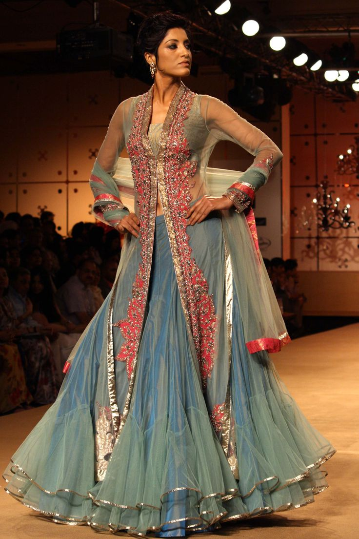 Bridal collections dominate Delhi Couture Week   Suhaag