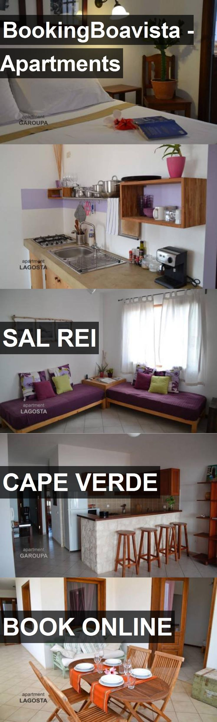 BookingBoavista - Apartments in Sal Rei, Cape Verde. For more information, photos, reviews and best prices please follow the link. #CapeVerde #SalRei #travel #vacation #apartment