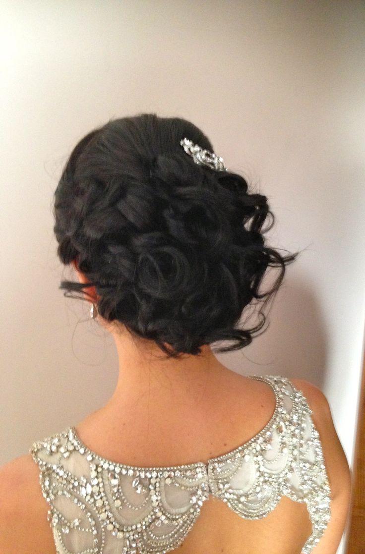 Charlotte - Hair by Nicky McKenzie based in Farnham Surrey - Wedding Hairstyles www.hairbynickymckenzie.co.uk