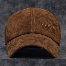 Оптовая Svadilfari 2017 Высокое качество Осень зима шляпа для мужчин теплый глава мужская бейсбол мужчины натуральная кожа коускин cap //Цена: $15 руб. & Бесплатная доставка //  #electronics #гаджеты