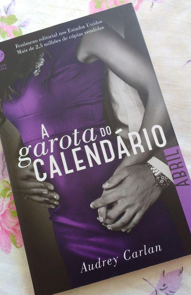 """'' Um dia, tenho certeza de que vou encontrar o que está  destinado a mim, e, quando isso acontecer, se for o momento certo, não vou deixá-lo escapar."""" #AudreyCarlan #CalendarGirl"""