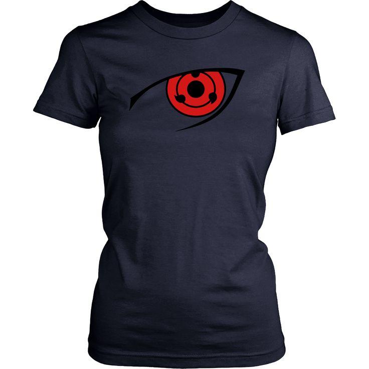 Naruto Sharingan Eye T-Shirt