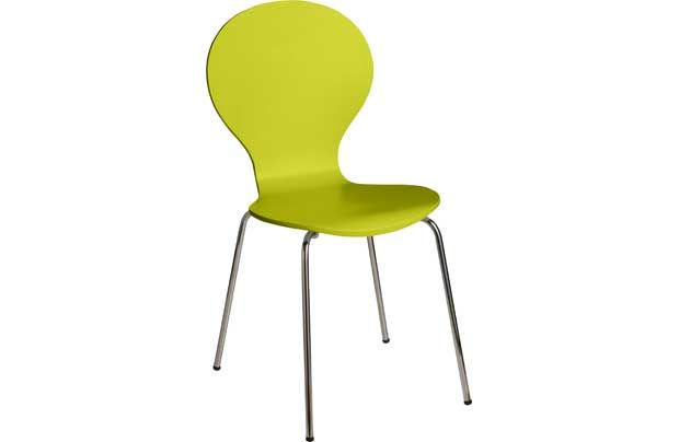 Bistro Chair Green
