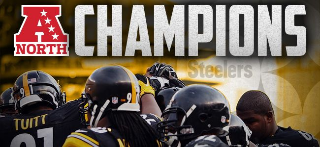 Steelers defeat Bengals 27-17, win division