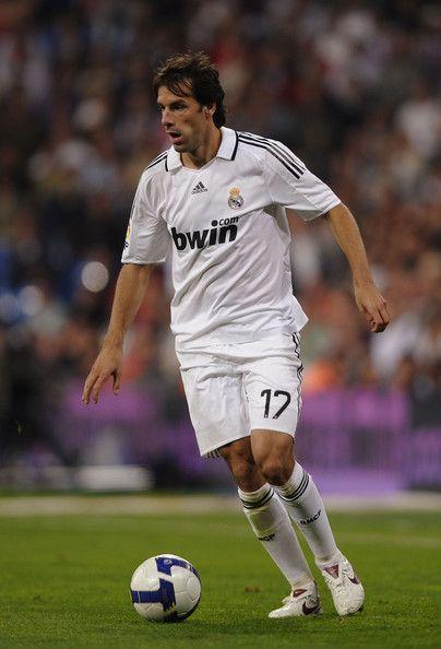 van Nistelrooy on Real Madrid