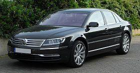 Volkswagen Phaeton – 2002