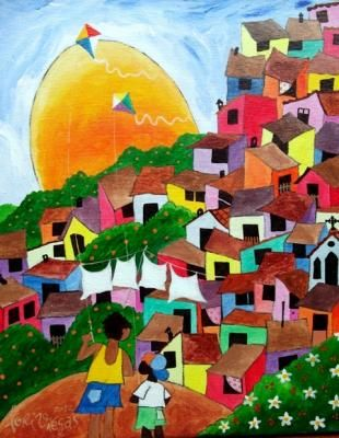 Arte Naif on Pinterest | Naive Art, Folk Art and Lithuania