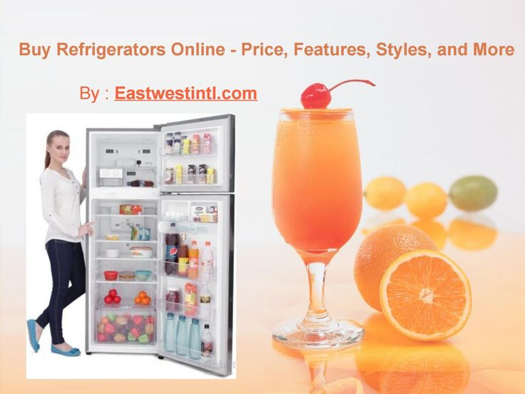 Buy Refrigerators Online - Price, Features, Styles, and More
