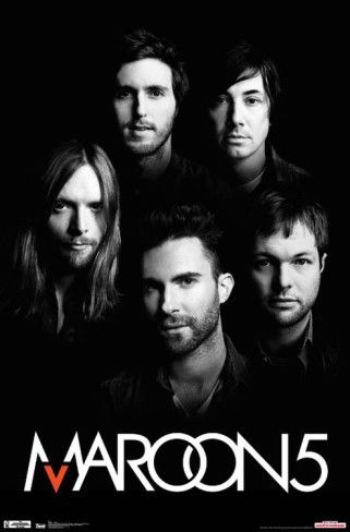 Love maroon 5! :) My favorite band!