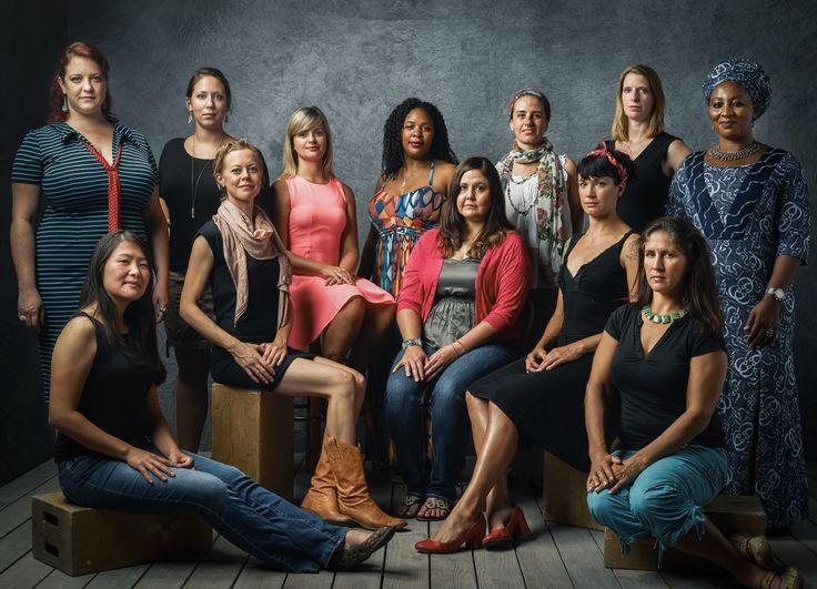 Meet 12 Badass Scientists…Who Also Happen to be Women — TED Fellows — Medium