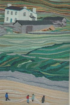 View of Farm From Worms Head (SOLD)