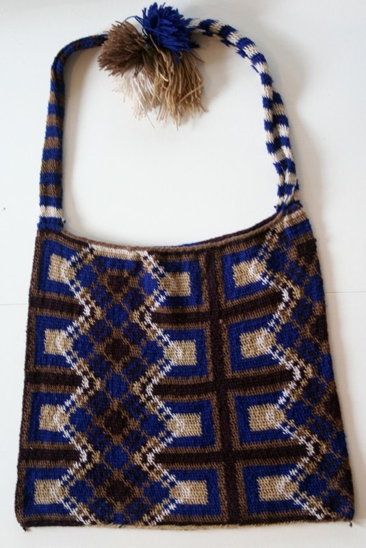 Buy a bilum bag when you visit Papua New Guinea - find out more by visiting Papua New Guinea Tourism's website - http://www.papuanewguinea.travel/welcome