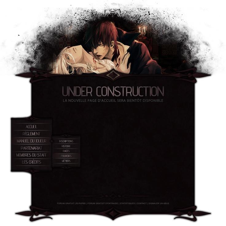 Intégration du menu ;D