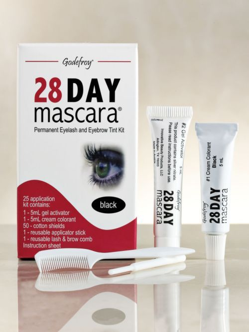 28-Day Mascara Eyelash Tint gives great color that lasts | Solutions