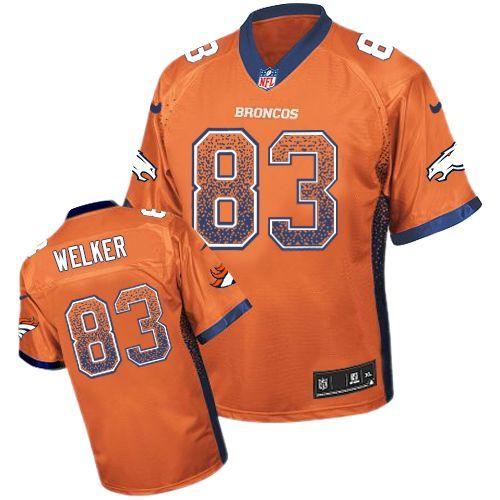 Wes Welker Limited Jersey-80%OFF Nike Fashion Wes Welker Limited Jersey at Broncos Shop. (Limited Nike Men's Wes Welker Orange Jersey) Denver Broncos #83 NFL Drift Fashion Easy Returns.