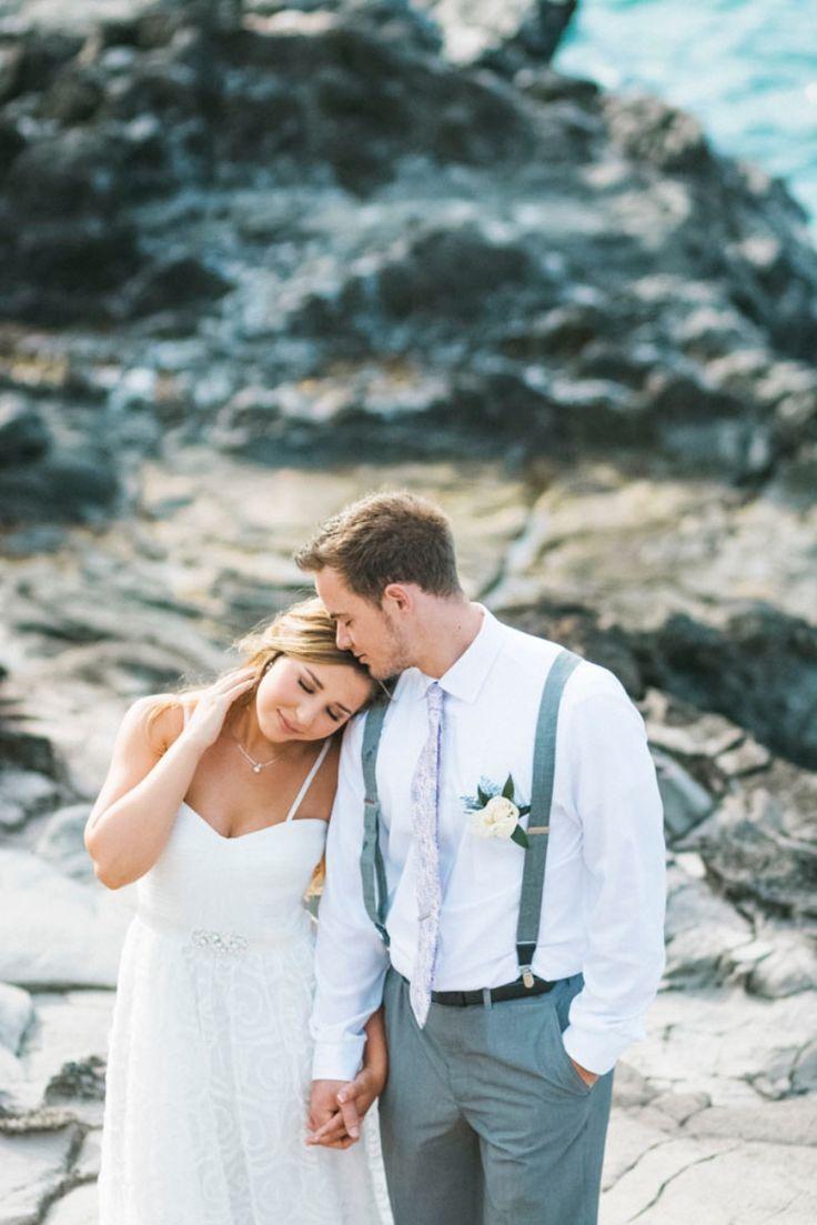 Sweet Adventurous Maui Destination Wedding at Ironwoods Beach Hawaii